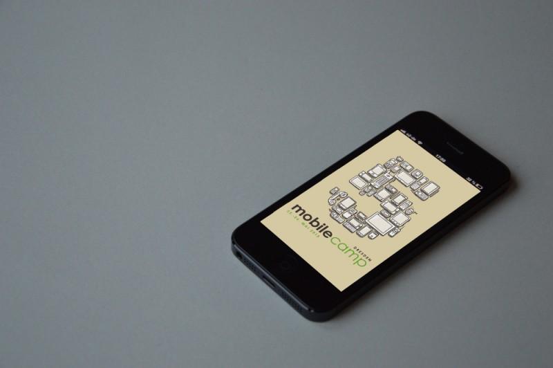 Mobile Camp Dresden App