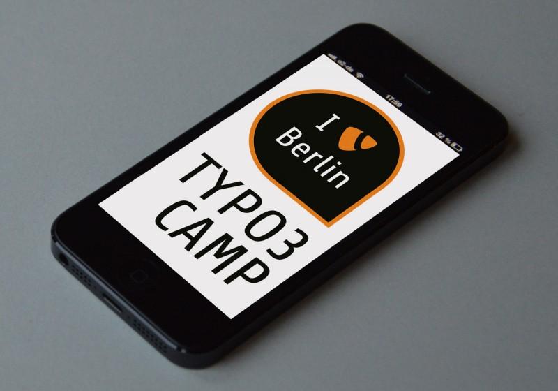 TYPO3 Camp App