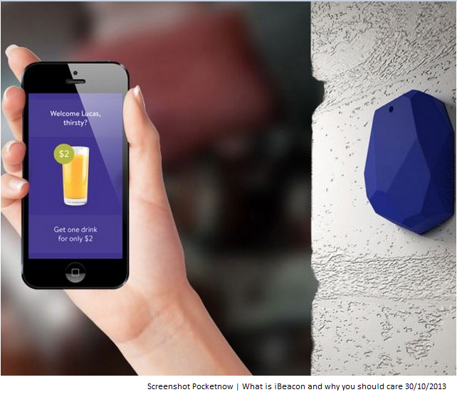 ibeacon pocketnow