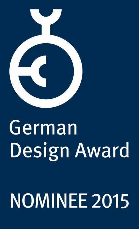 FLYACTS ist German Design Award Nominee 2015