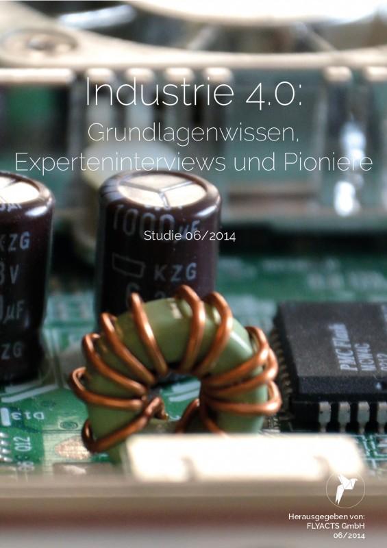 Studie: Industrie 4.0: Grundlagenwissen, Experteninterviews und Pioniere