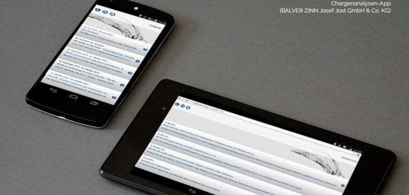 Industrie 4.0 mit einer Service-App umsetzen