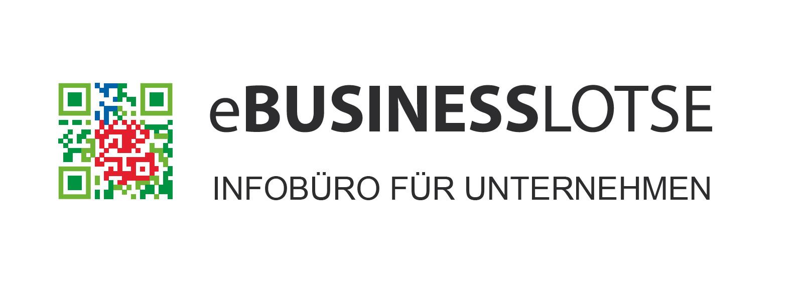 Logo des eBusiness Lotsen