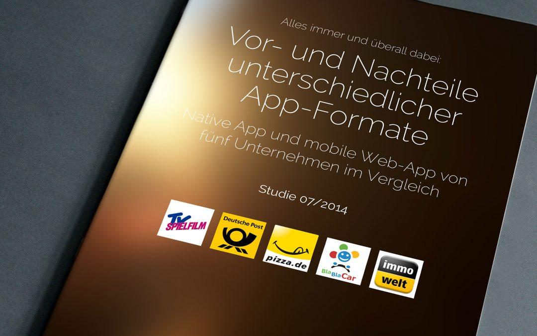 Native App vs. mobile Web-App – Ein praktischer Vergleich