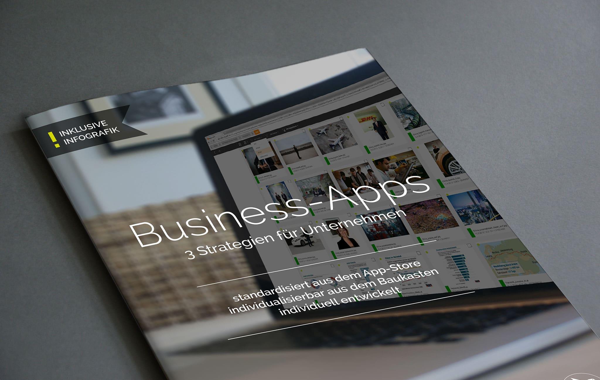Business-Apps – 3 Strategien für Unternehmen