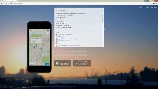 Screenshot_Landingpage_L&F2