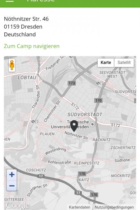 FLYACTS unterstützt das MobileCamp Dresden