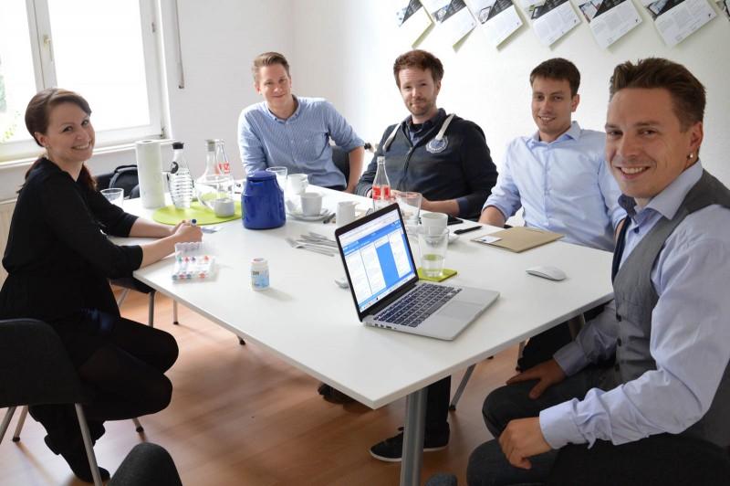 StartingUp-Ideenwerkstatt – Gewinner zu Gast bei FLYACTS