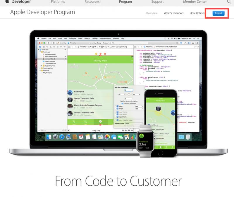 Wie man App-Store-Accounts für die Distribution von Apps einrichtet