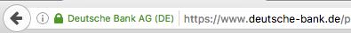 SSL-Anzeige bei Firefox
