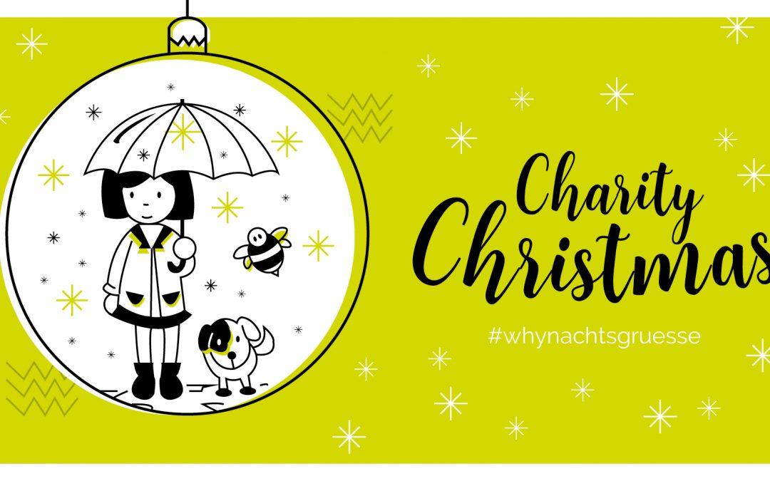 Alle Jahre wieder? Wir senden Weihnachtsgrüße auf die nachhaltige Art
