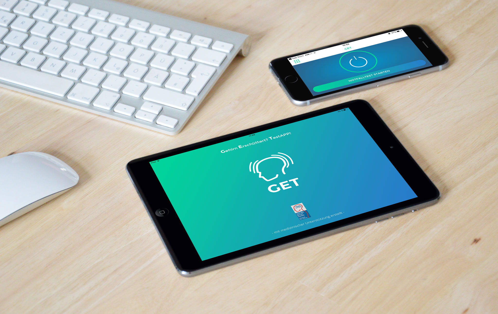 Medical App - Informationen mobil dabei | FLYACTS ...