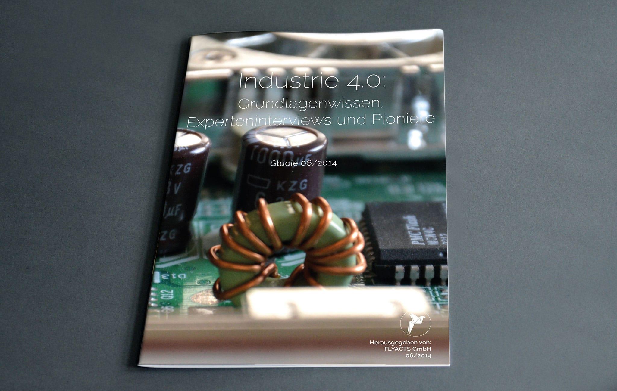 Industrie 4.0 Grundlagenwissen, Expertenwissen, Pioniere