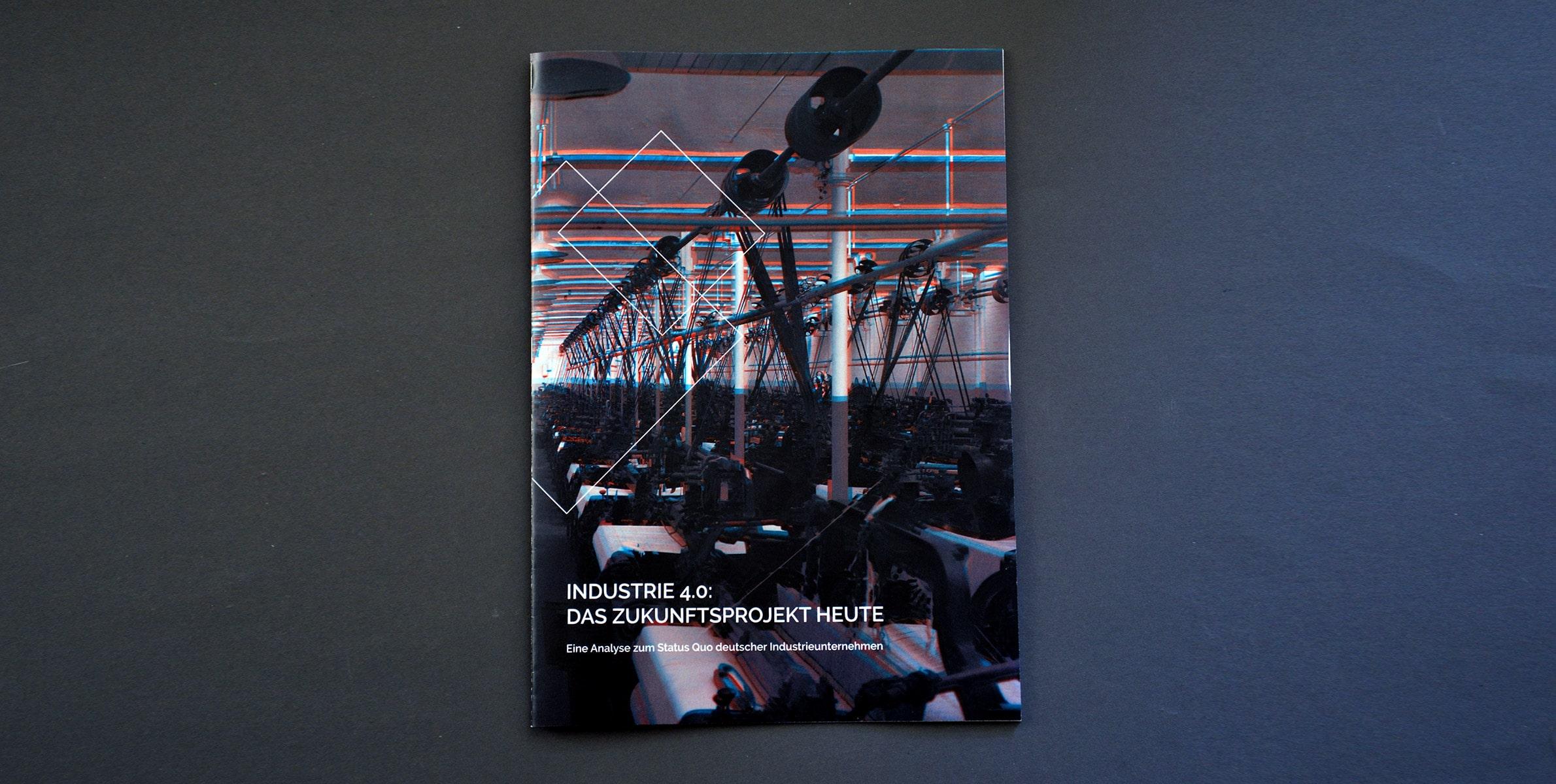 Industrie 4.0 Das Zukunftsprojekt Status Quo 01