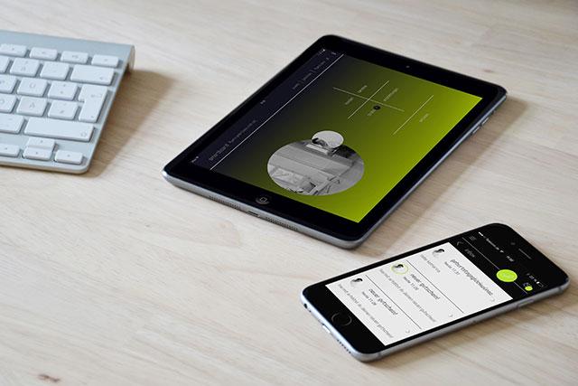 IPad IPhone Frizisto