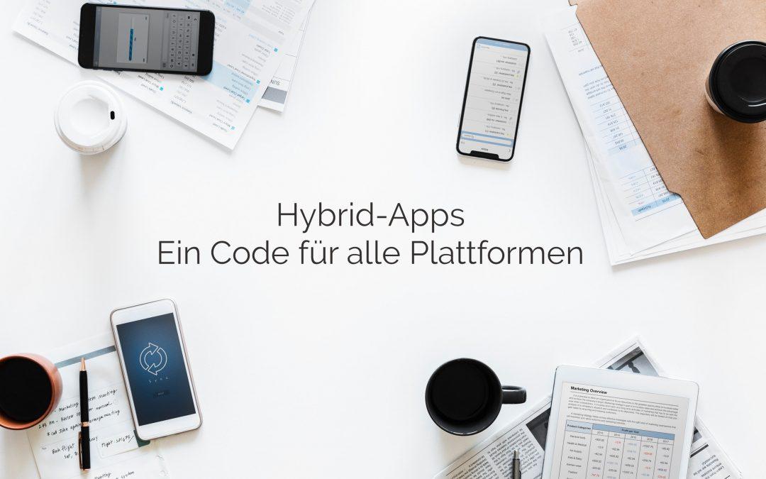 Hybride App-Entwicklung – Der Status quo