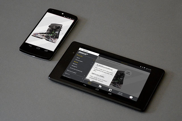 Vertriebs-App