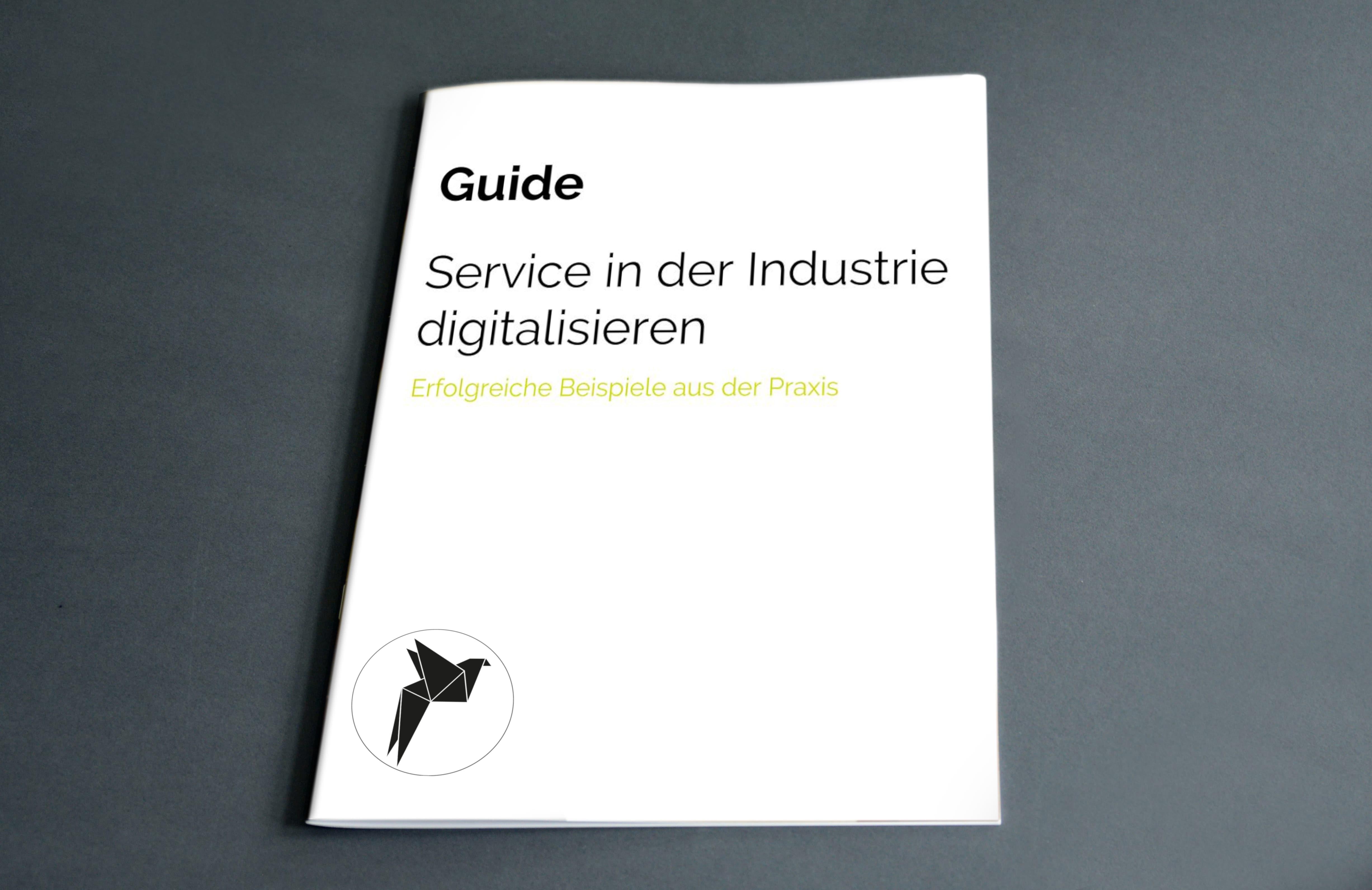 Service-Apps in der Industrie