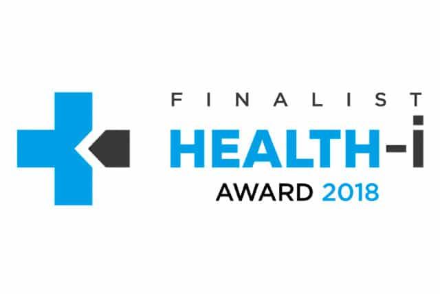 Mit GET TestApp im Finale des Health-i Award 2018