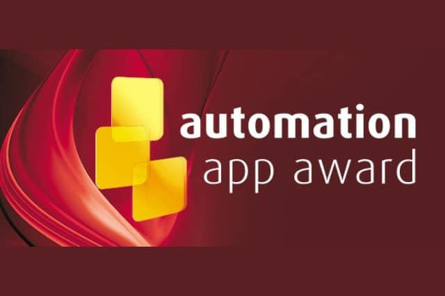 Herausragende Anwendungen beim automation app award 2018 gekürt