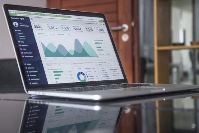 Laptop Chart