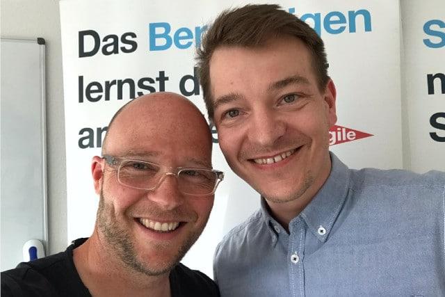 Marcus zu Gast im MoTcast – Über das Gründen und Digitale Innovationen