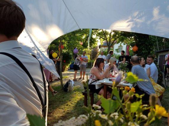 Sommerfest 2019 bei FLYACTS