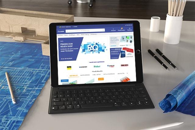 Durchdachte Großhandelsplattform – ein Amazon für B2B