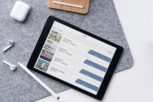 Digitaler Assistent für erfolgreiche Pflegeimmobilienvermittlung