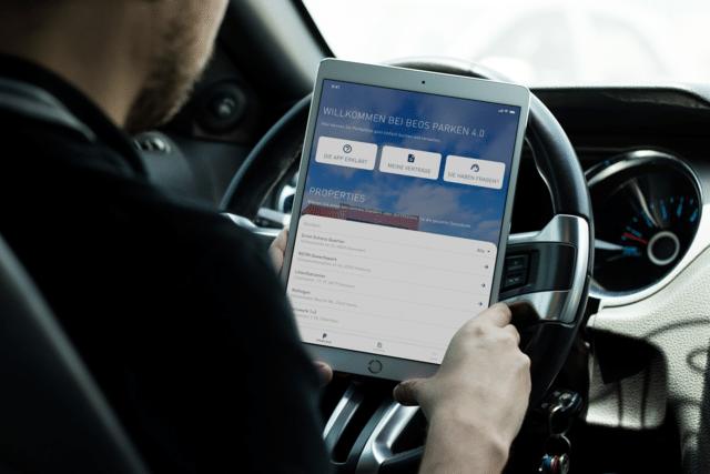 Digitale Parkplatzverwaltung für effiziente Flächennutzung